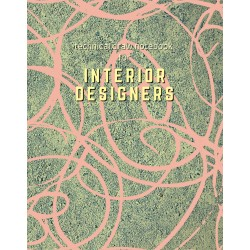 Technical Draw Notebook for Interior Designers