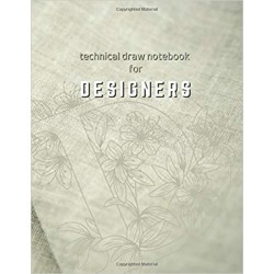 Technical Draw Notebook for Designers