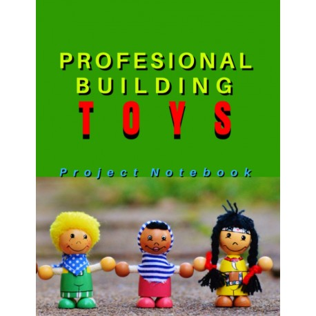Professional Building Toys - Project Notebook