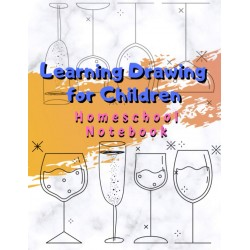 Learning Drawing for Children - Homeschool Notebook