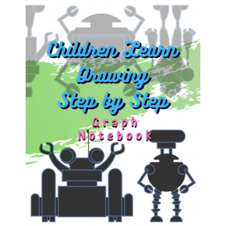Learning Drawing for Children - Graph Workbook