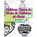 Children Learn to Draw & Sketches at Home - Graph Notebook